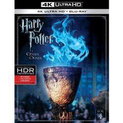Harry Potter i Czara Ognia 4K (Blu-ray) - Mike Newell DARMOWA DOSTAWA KIOSK RUCHU