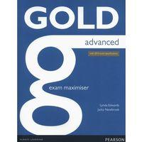 Książki medyczne, Gold Advanced. Ćwiczenia bez Klucza + Audio Online (opr. miękka)