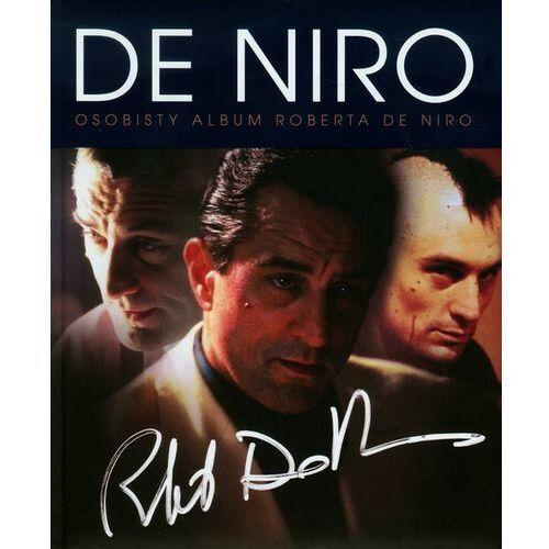 Książki o filmie i teatrze, De Niro Osobisty album Roberta De Niro (opr. twarda)