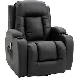 Fotel do masażu TV + grzanie