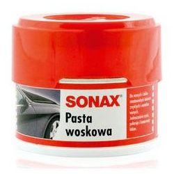 Sonax pasta woskowa 250 ml + gąbka 316200 Wrocław...