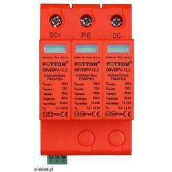 Ogranicznik przepięć FOTTON OBV26PV-12,5 kl. I,II (B+C) 720V DC