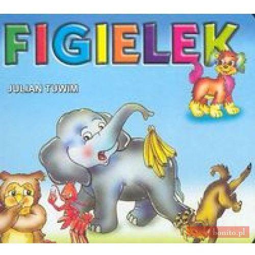 Książki dla dzieci, Figielek - Julian Tuwim (opr. twarda)