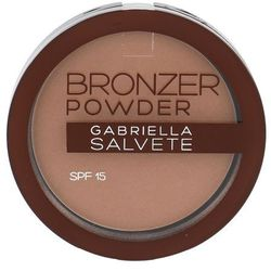 Gabriella Salvete Bronzer Powder puder brązujący SPF 15 odcień 02 8 g
