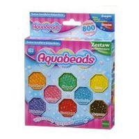 Kreatywne dla dzieci, Aquabeads Zestaw koralików-klejnocików*