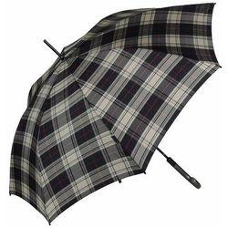 Knirps T.703 stick automatic Parasol na kiju, długi 88 cm check black & white ZAPISZ SIĘ DO NASZEGO NEWSLETTERA, A OTRZYMASZ VOUCHER Z 15% ZNIŻKĄ
