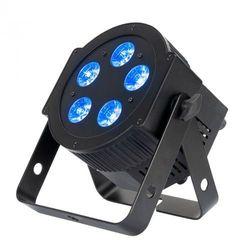 American DJ 5PX HEX - reflektor LED RGBAW+UV czarny płaski 5 x 10W Płacąc przelewem przesyłka gratis!