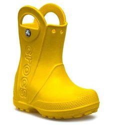Kalosze CROCS - Handle It Rain 12803 Yellow