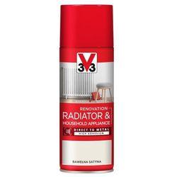 Spray V33 AGD bawełna satyna 0,4 l