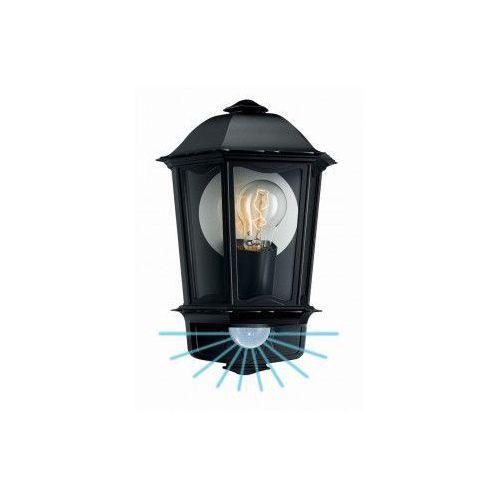 Lampy ścienne, Steinel 644413 - Kinkiet zewnętrzny z czujnikiem L 190 S 1xE27/100W/230V