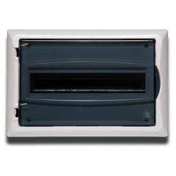 Rozdzielnica elektryczna bez wyposażenia CONTROL BOX 12 MOD ELEKTRO-PLAST