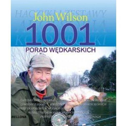 Hobby i poradniki, 1001 porad wędkarskich (opr. twarda)