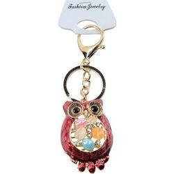 Breloczek do kluczy - sowa