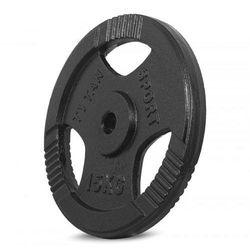 Obciążenie Żeliwne Kierownica Tytan Sport 15 kg