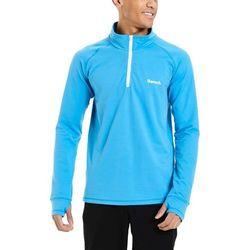 koszulka BENCH - Snow Zip Neck L/S Cloisonne (BL040) rozmiar: M