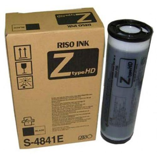 Akcesoria do kserokopiarek, Riso farba Black Z typ HD, S-4841E, S4841E