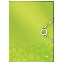Teczka z gumką Leitz Wow A4 4629-64 zielona