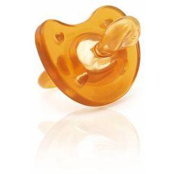 Chicco Physio Soft Smoczek uspokajający kauczukowy 16-36m+ | szybka