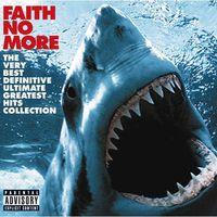 Pop, FAITH NO MORE - VERY BEST DEFINITIVE ULTIMATE GREATEST HITS COLLECTION - Album 2 płytowy (CD)