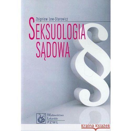 Książki medyczne, Seksuologia sądowa (opr. miękka)