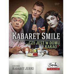 Czy jest w domu kakao? (Digipack) (DVD) - Kabaret Smile DARMOWA DOSTAWA KIOSK RUCHU