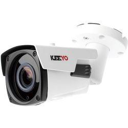 Kamera tubowa KEEYO LV-AL5M6TV-II 4in1 5MPx AHD HDTVI 4MPx HDCVI