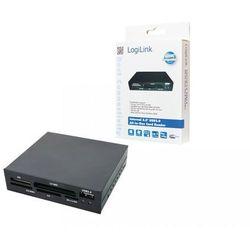 """LogiLink USB2.0, wewnętrzny 3,5"""" CR0012"""