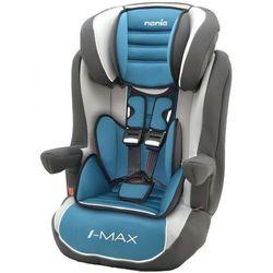 Nania I-Max Isofix Luxe Agora 2014, Petrole - BEZPŁATNY ODBIÓR: WROCŁAW!