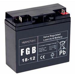 Akumulator AGM FGB 18-12 (12V 18Ah)