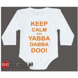 Keep calm and yabba dabba doo!