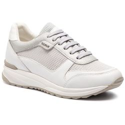 Sneakersy GEOX - D Airell C D642SC 0LY85 C0434 Silver/White