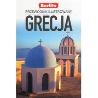 Przewodniki turystyczne, PRZEWODNIK ILUSTROWANY GRECJA (opr. broszurowa)