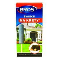 Środki na szkodniki, BROS - świece na krety 3szt (BROS342)