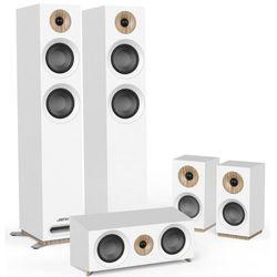 Zestaw głośników JAMO S-807 HCS Biały + DARMOWY TRANSPORT!