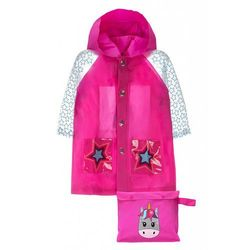 Płaszcz przeciwdeszczowy różowy 3Y3702