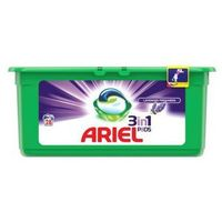Pozostałe do prania, Żelowe kapsułki piorące Ariel Lavender Fresh 837 g (28 sztuk)