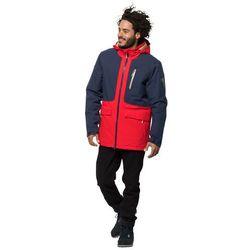 Męska parka zimowa 365 MILLENNIAL PARKA M night blue peak red - XL