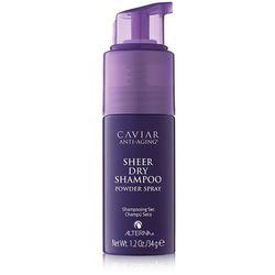 Alterna Sheer Dry Shampoo Powder Spray   Suchy szampon 34g