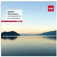 Pozostała muzyka rozrywkowa, Anne-sophie Mutter - RED LINE - VIOLINSONATAS 1-3