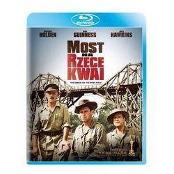 Most na rzece Kwai (Blu-Ray) - David Lean