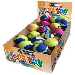 VITAKRAFT For You - zabawka dla psa piłka tenisowa 1szt