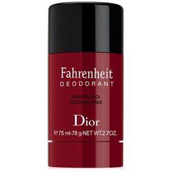 Christian Dior Fahrenheit 75 g SZTYFT - Christian Dior Fahrenheit 75 g SZTYFT
