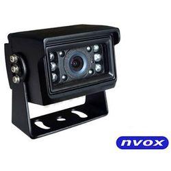 NVOX GDB2096 Samochodowa kamera cofania 4PIN CCD SHARP w metalowej obudowie 12V 24V