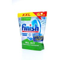 Kostki do zmywarek, D/ZM TAB FINISH ALL in 1 A63 REGUL IMP F