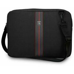 """Ferrari Torba FEURCSS15BK Tablet 15"""" czarny/black Sleeve Urban Collection"""