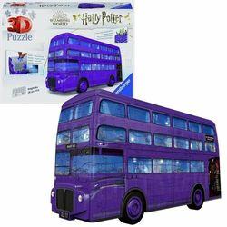 Ravensburger Puzzle 3D Harry Potter 111589 Harry Potter Błędny rycerz 216 elementów