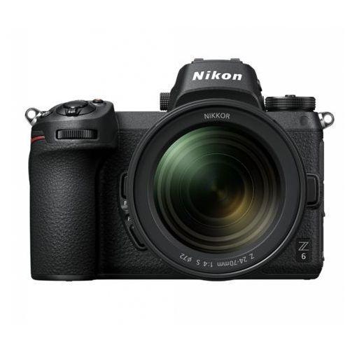 Aparaty kompaktowe, Nikon Z6