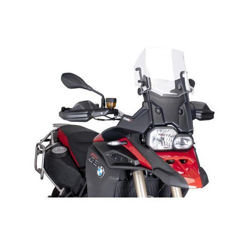 Szyby do motocykli, Szyba turystyczna PUIG do BMW F800GS ADV. 13-17 (przezroczysta)
