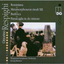 O. Respighi - Orchestral Works:Metamorp