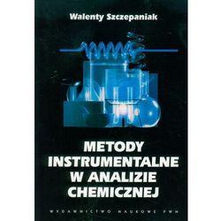 Metody instrumentalne w analizie chemicznej (opr. miękka)